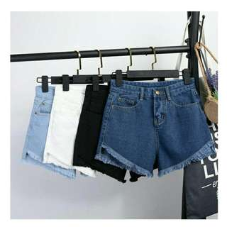 Hotpants Casual (Sisa Light Blue)