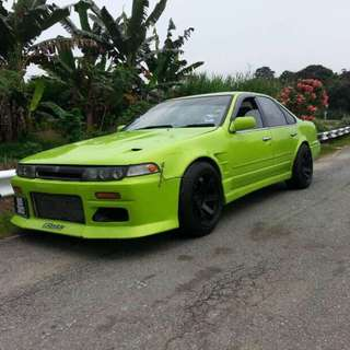 Cefiro A31 Drift Car