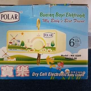 1 set Buaian elektrik                 info can(wasap019-2424966)