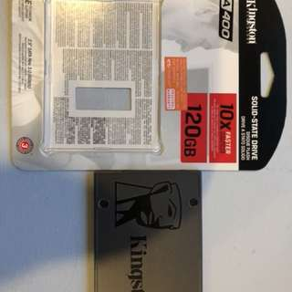 Kingston 120SSD with mining software