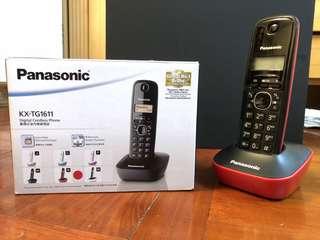 Panasonic 室內無線電話,全場獨家顏色