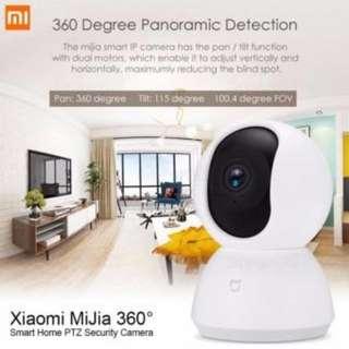 Xiaomi MiJia 360° Smart Home PTZ Security Camera