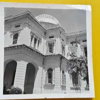 SINGAPORE  - PARLIAMENT Photo - vintage b/w Black & White - Small Sized