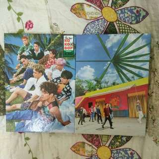 Rm100 for 2 albums