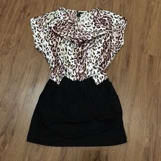 Leopard Curvy Dress
