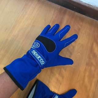 Sparco Glove Racing