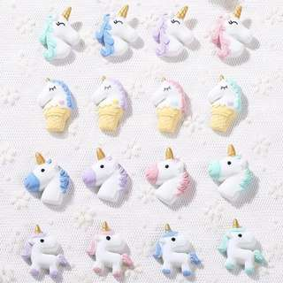 PRE-ORDER ONLY! Customization of Unicorn Charm Bracelets