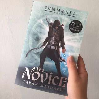 Summoner series: The Novice
