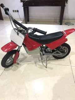 Motor Racing Red