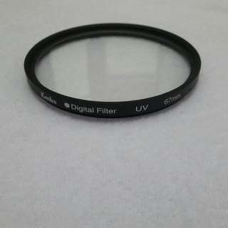 Kenko UV Filter 67mm