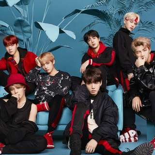 BTS Face Yourself (Japan Album)