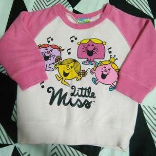 Little Miss FOX KIDS Sweatshirt