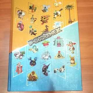 Pokémon SUN & MOON encyclopedia