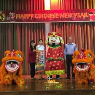 Lion Dance for CNY and event