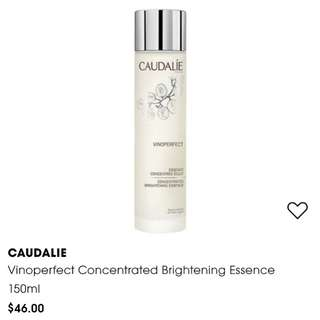 Caudelie concentrated brightening essence