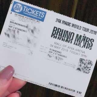 BRUNO MARS 24K Concert in Manila