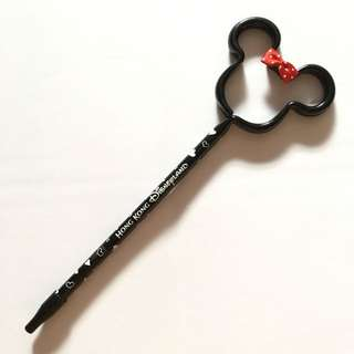 Hong Kong Disneyland Minnie Mouse Pen (No Ink)
