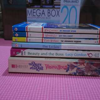 Book bundle 16 (take all)
