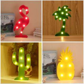 Pineapple Table Light