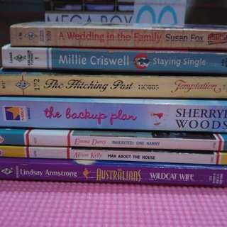 Book bundle 18 (take all)
