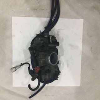 DRZ 400 SM Stock Carburettor