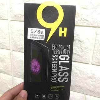 全新 iphone 5 5s se 玻璃貼 mon貼 屏幕貼