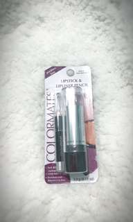 ColorMates ( lipstick and lipliner )