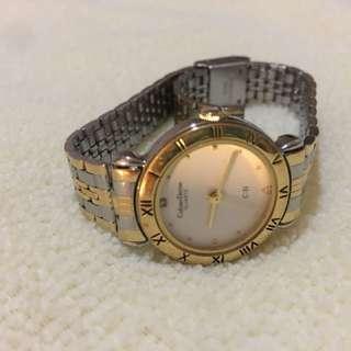 2 Tone lady's watch