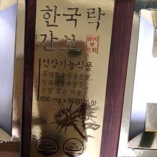 🚚 韓國樂肝寶