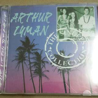 Music CD (2xCD): Arthur Lyman–The Singles Collection