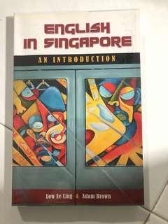 English in Singapore