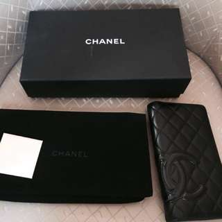 Chanel Bifold Cambon Wallet