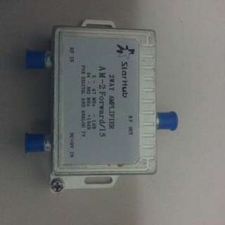 Brand New 2 - way Amplifier booster