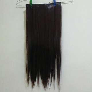 Hairclip lurus
