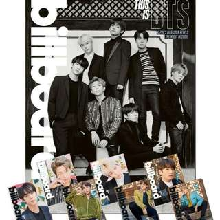 [MY GO] Billboard Mag (BTS Special Edition issue)
