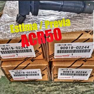 Estima / Previa ACR50 / harrier ignition coil