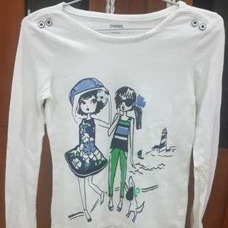 T-shirt Gymbore Anak