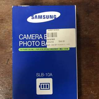 Brand New Samsung rechargeable Battery Pack