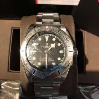 Tudor-79730-自動日曆手錶!膠紙未滅❤️全新❤️