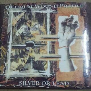 Music CD (Metal, Industrial): Optimum Wound Profile–Silver Or Lead - Metal Mind Records Ltd Edition Digipak Reissue