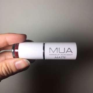MUA Makeup Academy Matte Lipstick