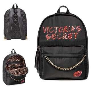 Victoria's Secret 維多利亞的秘密 鏈條後背包