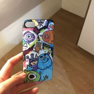 CASING IPHONE 5 MONSTER INC