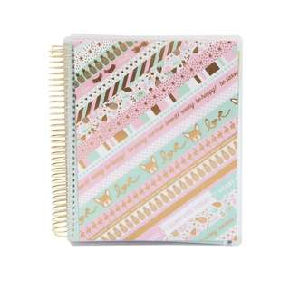 Creative Year Urban Chic Washi Spiral Planner by Recollections
