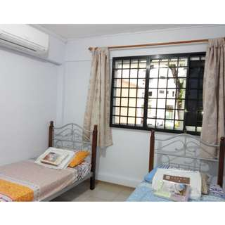 Blk 19 St Georges Rd (near Boon Keng MRT), 1 common room for rent