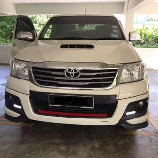 Toyota Hilux TRD Sportivo (A) 2.5