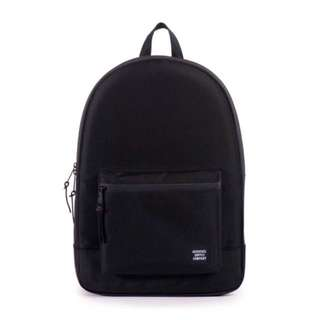 [INSTOCK] HERSCHEL SUPPLY SETTLEMENT BACKPACK (BLACK BALLISTIC)