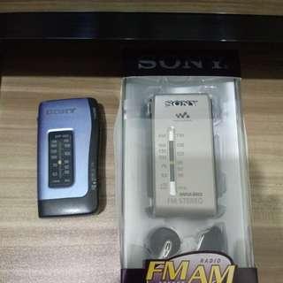 Sony 收音機 DSE 適用
