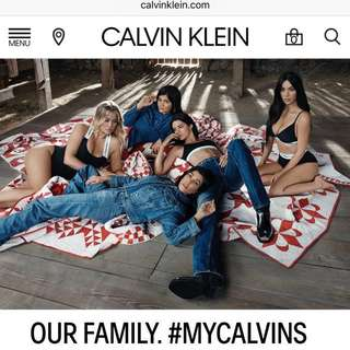 Calvin Klein CK 專門店 / 官網 代購 正價新貨 高達 7折