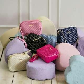 Jims Honey Ting Ting Bag